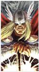 Thor sketch Color