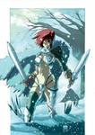 Tyra Warrior Lady