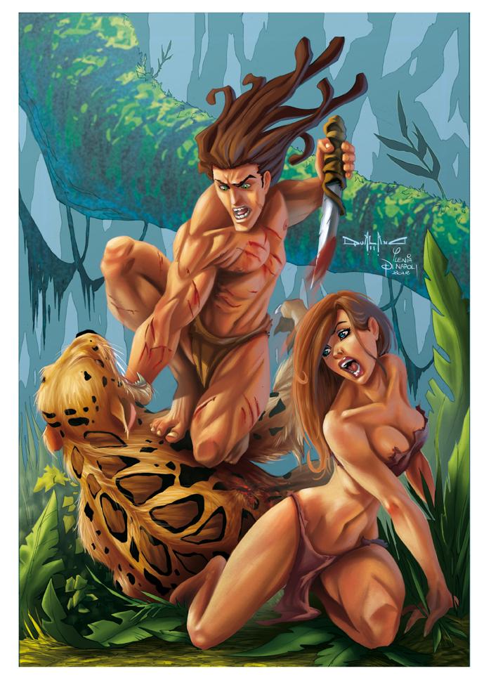Tarzan Adult 115
