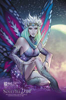 Soulfire: Despair  cover color by qualano