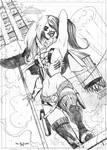 Harley Quinn commission