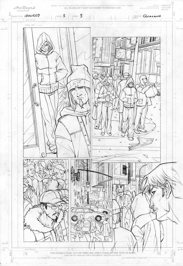 IDOLIZED#5 page03 by qualano