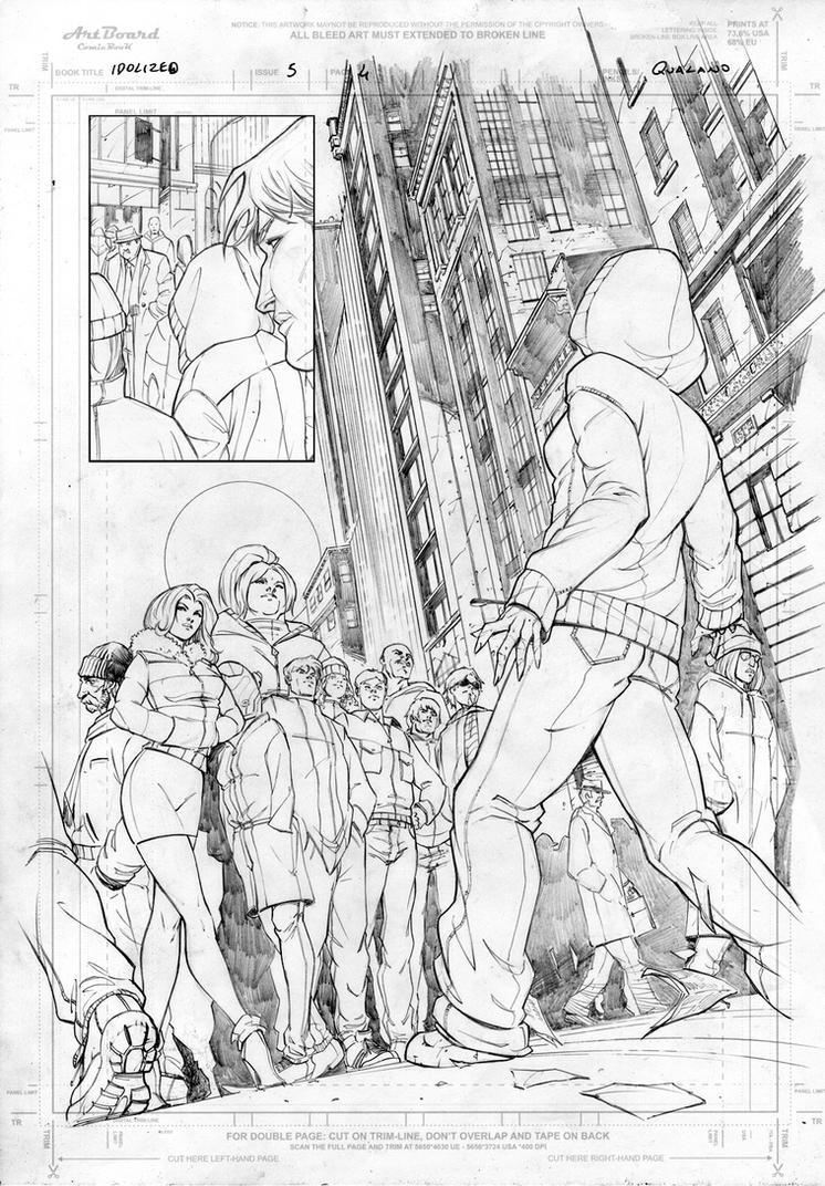 IDOLIZED #5 page04 by qualano