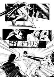 Bat Girl Test page 01