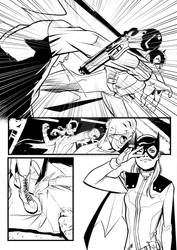 Bat Girl test page 03