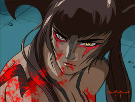 Devil Lady after Sailor Moon