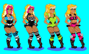 Shauly Guerrero Outfits