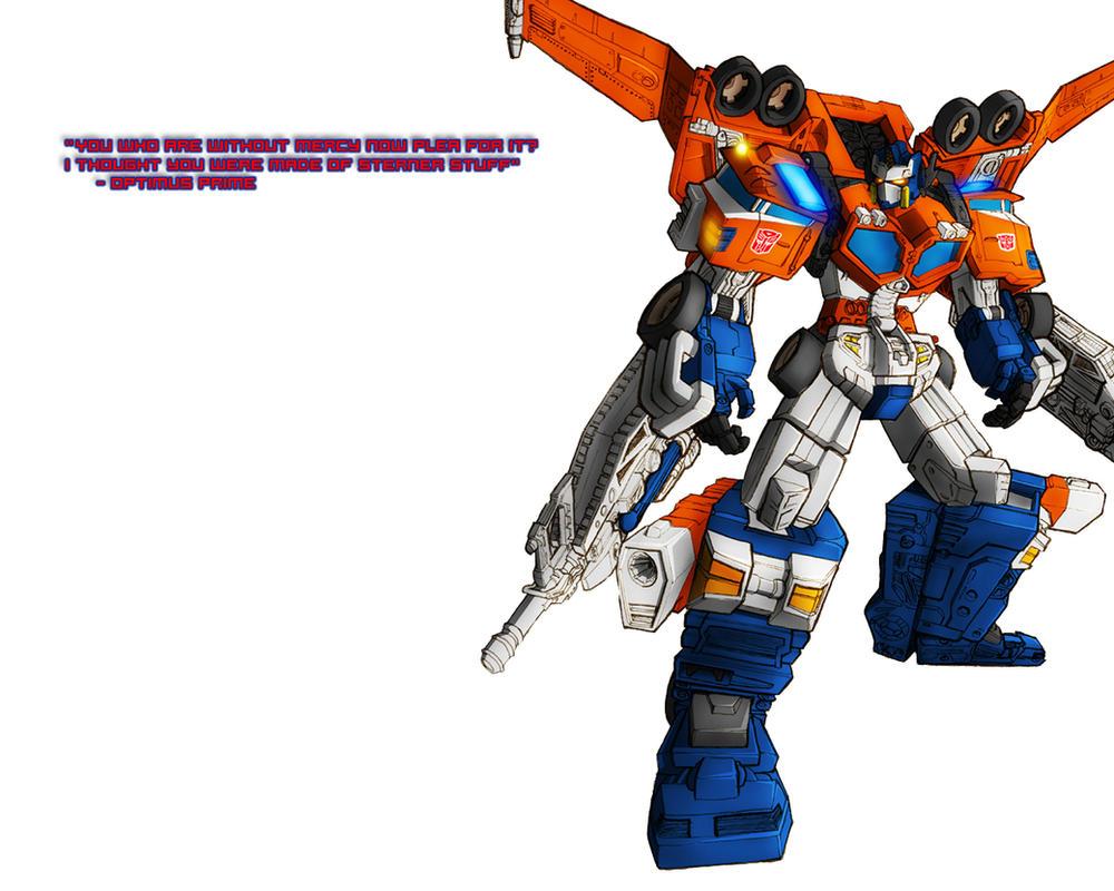Optimus prime by xDarkRainx7