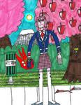Before Dead or Alive - Honoka - Art Cover by zacharyknox222