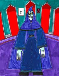 Before Dead or Alive - Dark Emperor Valklestine -  by zacharyknox222