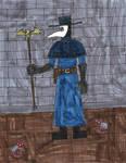 Plague Doctor by zacharyknox222