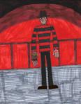 Freddy Kruger by zacharyknox222