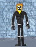 Ghost Rider by zacharyknox222