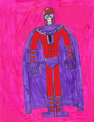 Magneto by zacharyknox222
