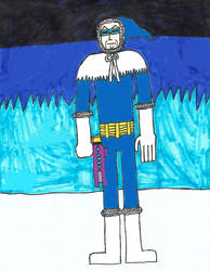 Captain Cold by zacharyknox222