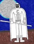 Moon Knight by zacharyknox222