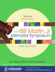 Bill Martin Jr Memorial Event by xenomanic