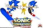 Sonic Generations Japan
