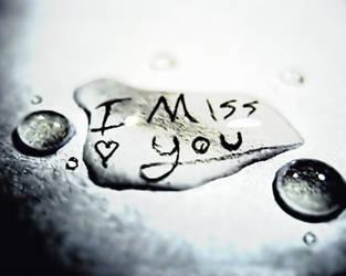I miss you by Ma4nNi