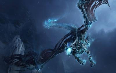 Mythic  Dragon by Ma4nNi