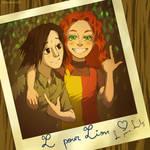 L pour Lion by mopolo95