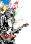 John Frusciante 'colour'