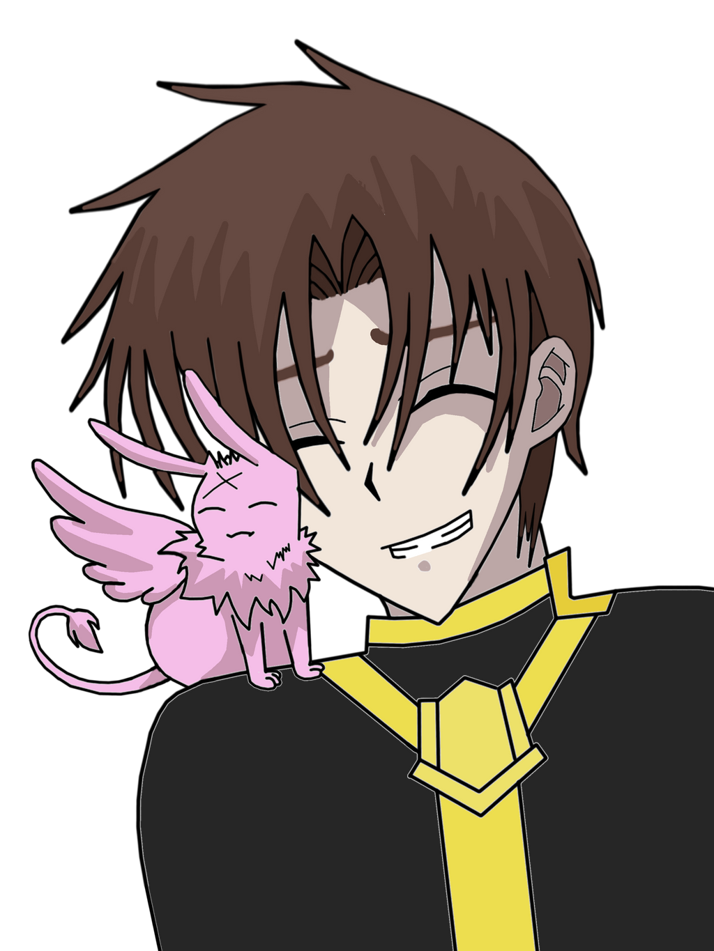 Teito and Mikage by thezombietribe