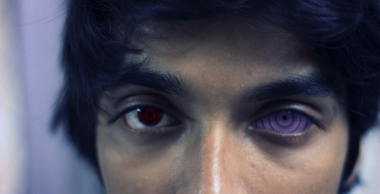 Rinnegan Contacts Full...