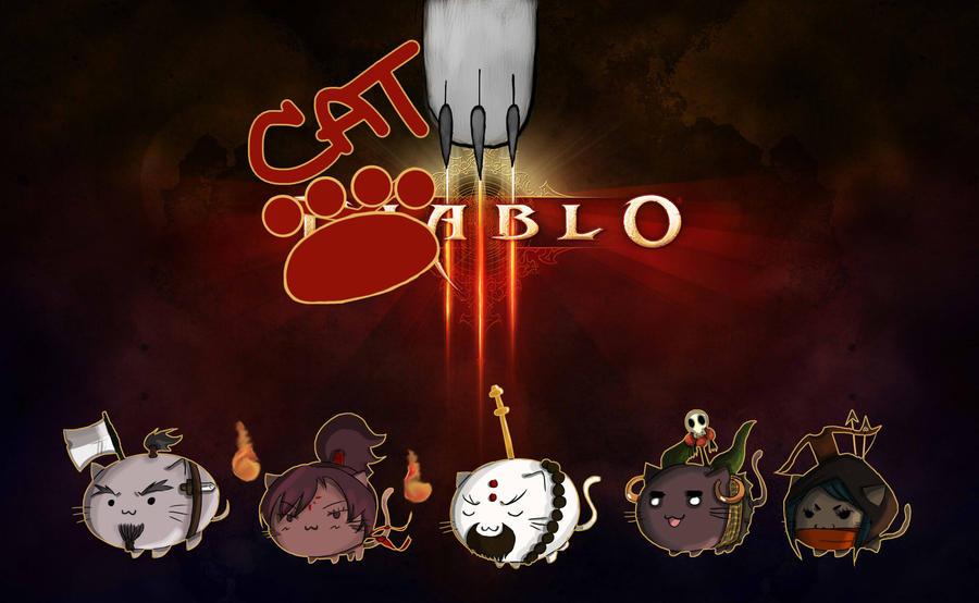 CAT...ABLO? by d-u-d-i