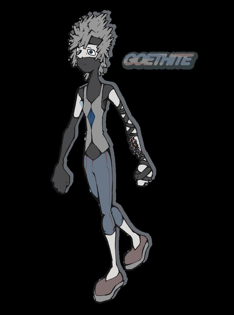 Goethite original by Mejiro-kun