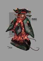 Dalek Time Beast