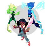 The Crystal Temps