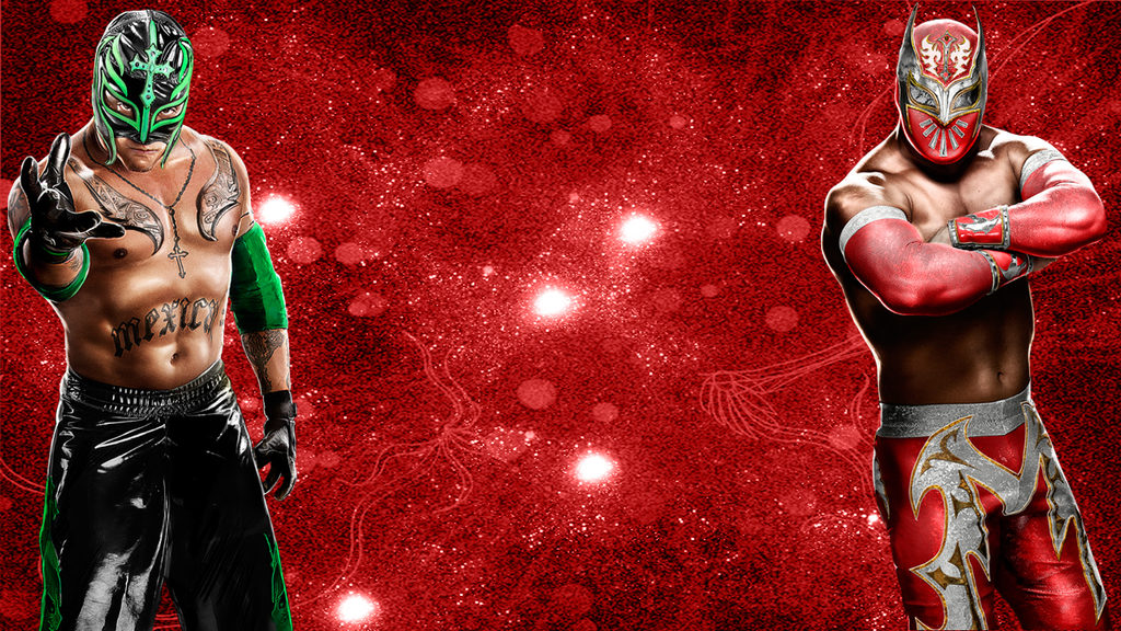 Wwe Rey Mysterio And Sin Cara Wallpaper