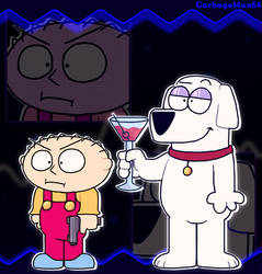 [Jellystone] - Brian and Stewie Griffin