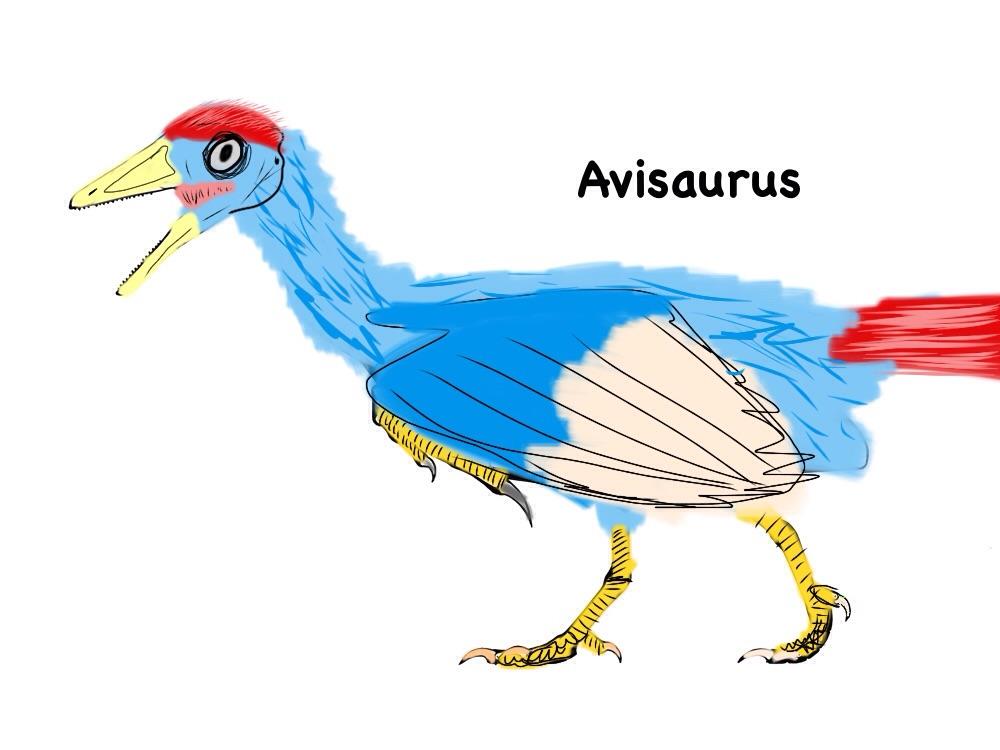 dinosaur train avisaurus - photo #6