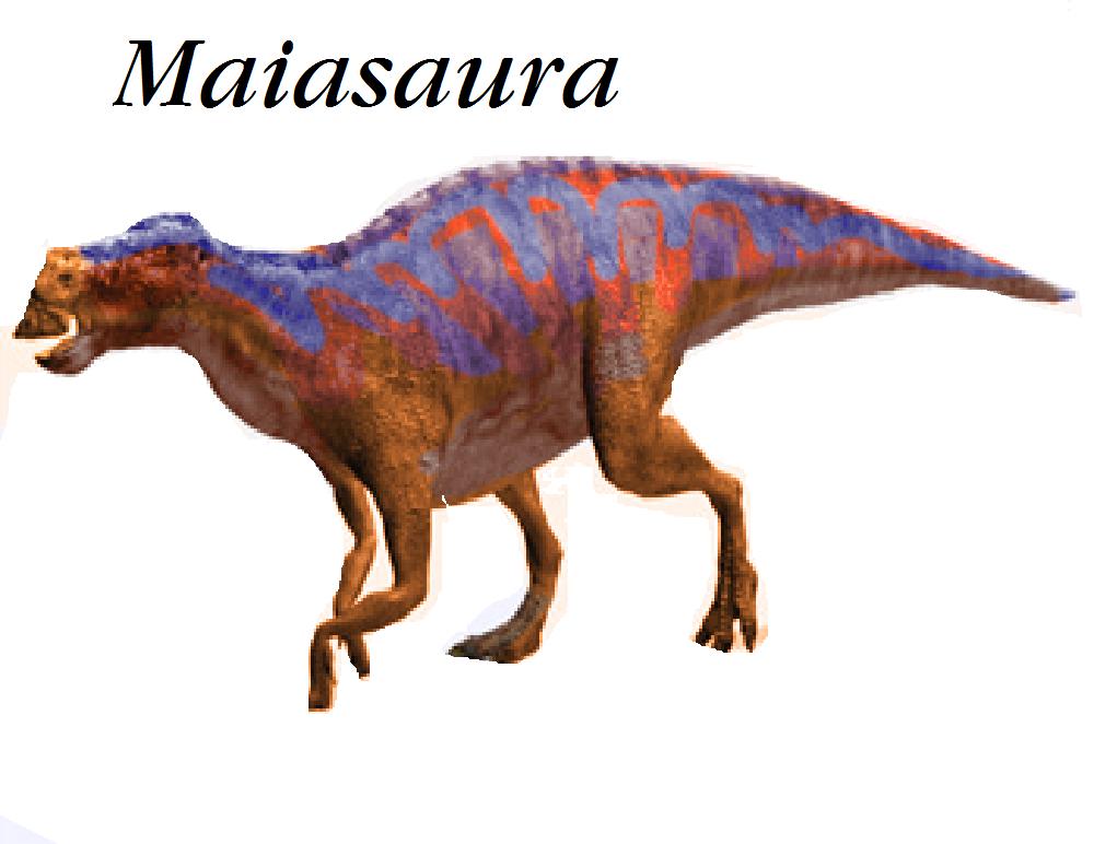 Dinosaur Train Maiasaura in real form by Vespisaurus on ...