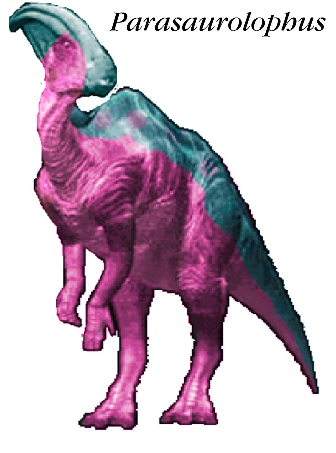 Dinosaur Train Parasaurolophus In Real Form By Vespisaurus On ...
