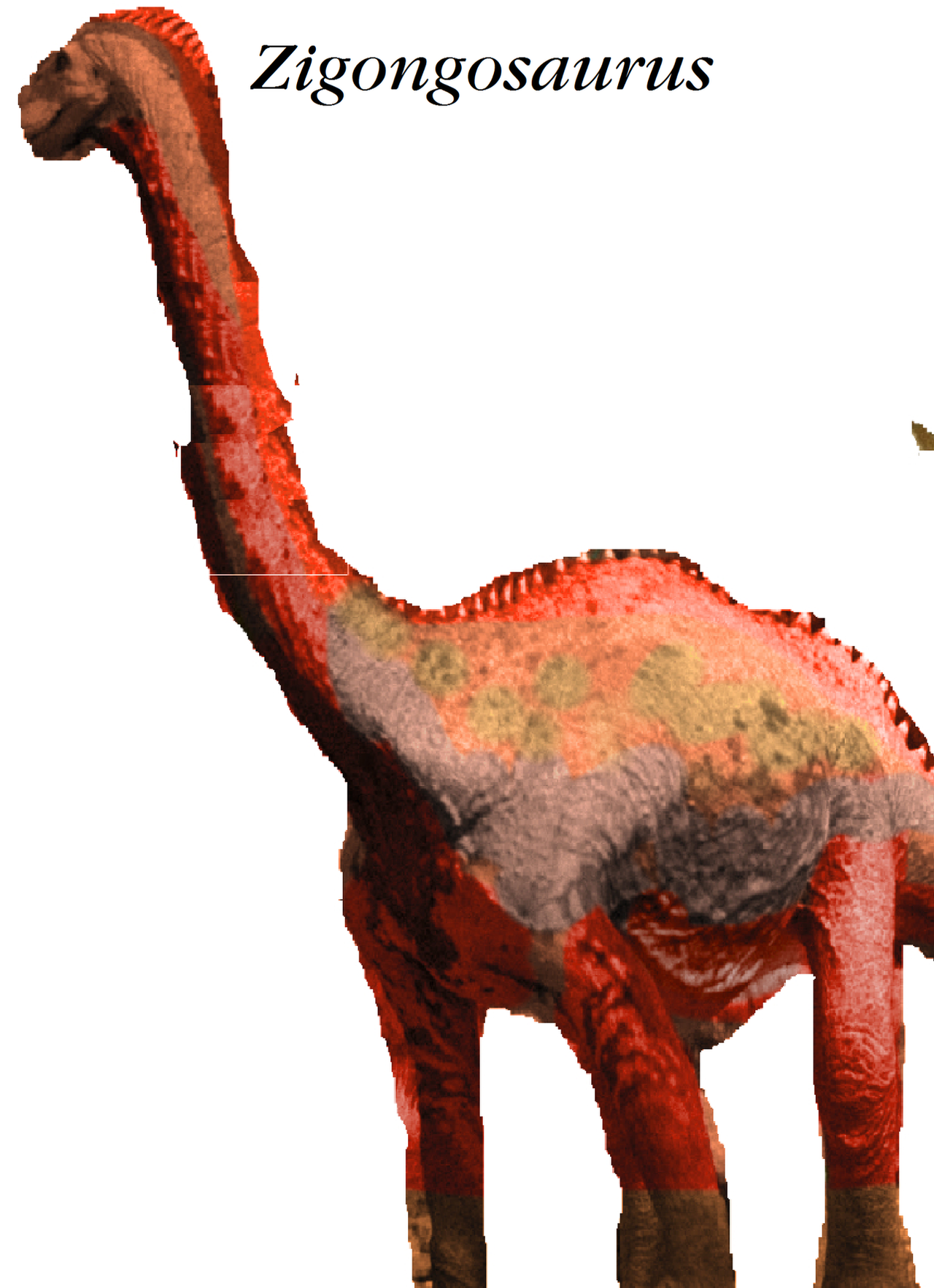 Dinosaur Train Zigongosaurus in real form by Vespisaurus ...