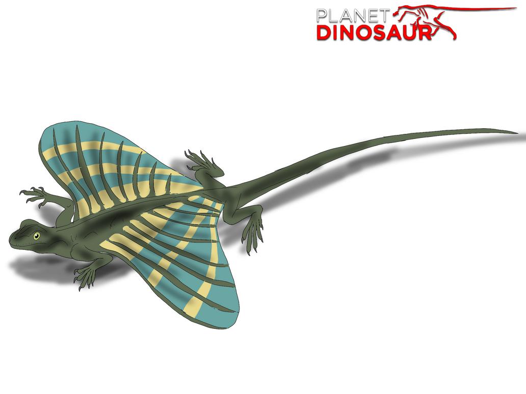 Planet Dinosaur- Xinaglong by Vespisaurus
