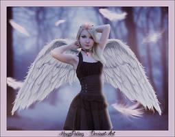 Angel by HayzPaling