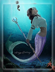 Mermaid by HayzPaling