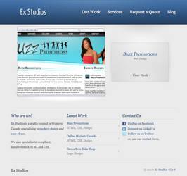 Ex Studios Website