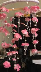 Cherry Blossom Mobile by kopeskreations