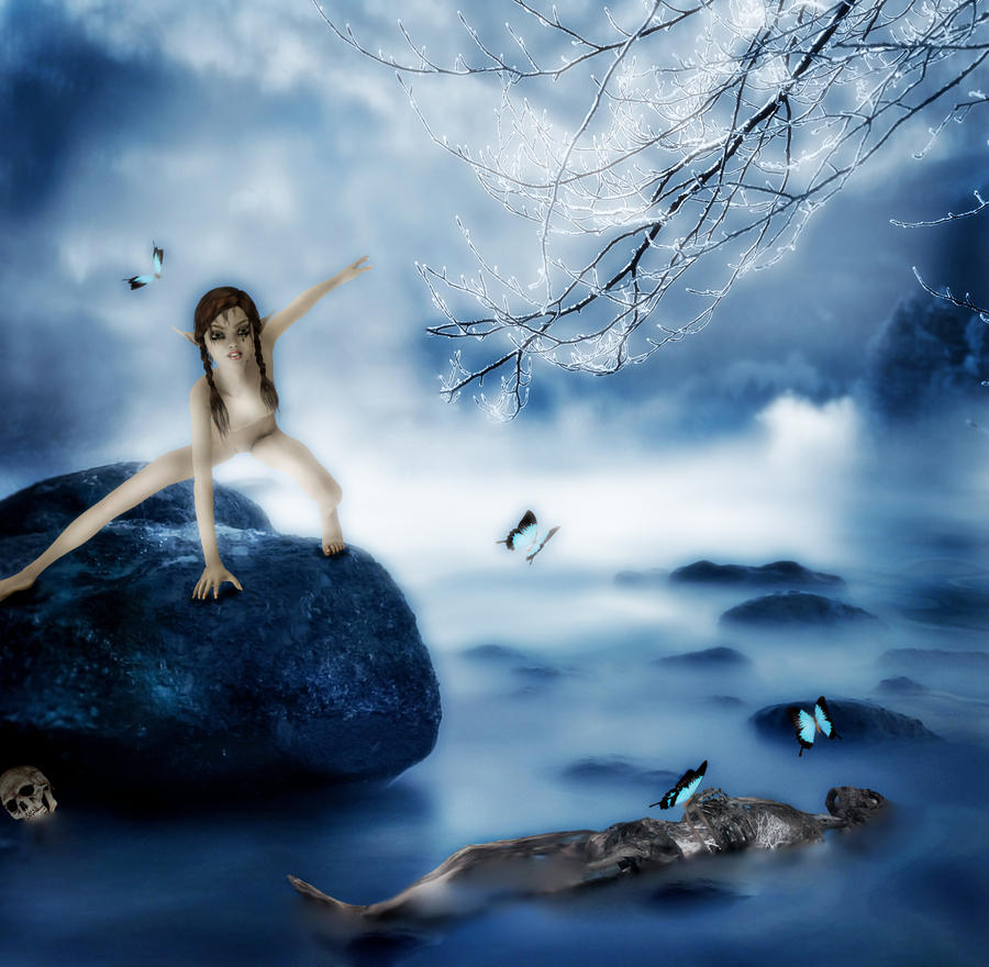 Keeper of Secrets by Mina-Ficent
