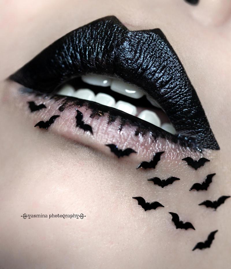 Twinkle, twinkle, little bat! by Mina-Ficent