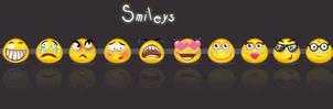Vector smileys