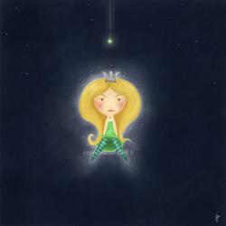 Prinsessen Under Erten by LillemorGull