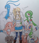 Lucy's team