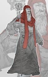 Comission #18: Dagoth Priest
