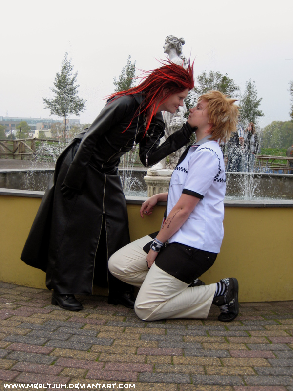 Kingdom Hearts - Kiss me by MerwillaCosplay